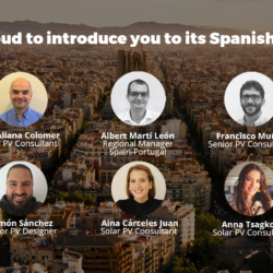 3E is proud to introduce you to its Spanish team